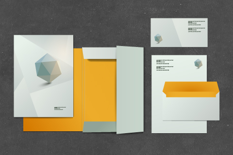 Midway Print - Business Stationery