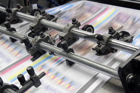 Midway Print - Offset Printing