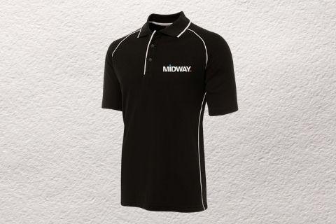 Midway Print - Polo Shirt