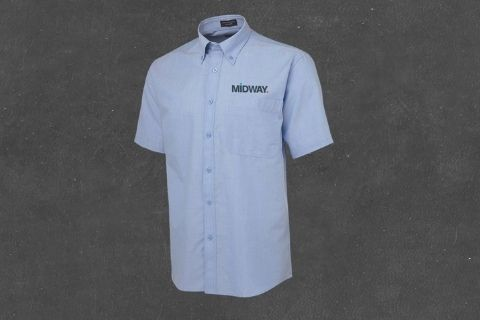 Midway Print - Shirt
