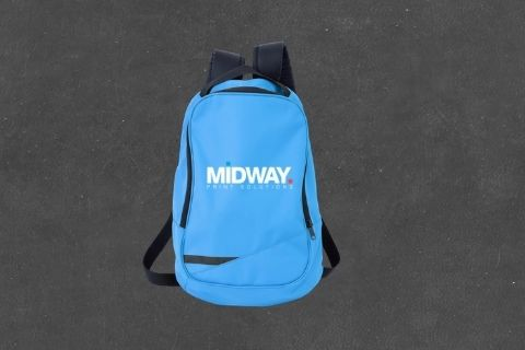 Midway Print - Backpack