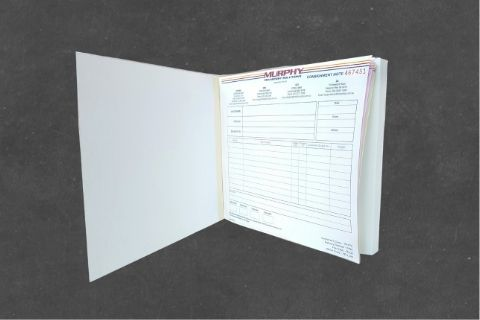 Midway Print - Carbonless Books