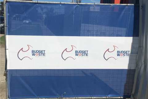 Midway Print - Mesh Banner Signage