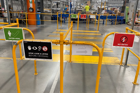 Midway Print - Safety Signage