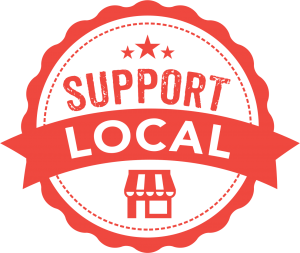 Midway Print - Support Local Logo