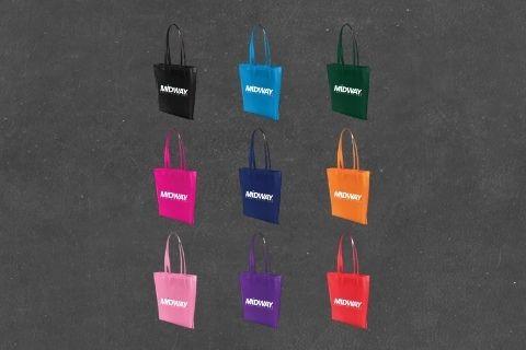 Midway Print - Enviro Bags