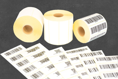 Midway Print - Barcoding