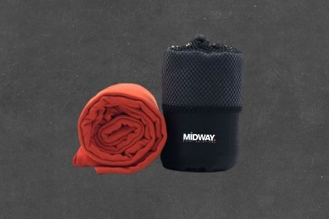 Midway Print - Towels