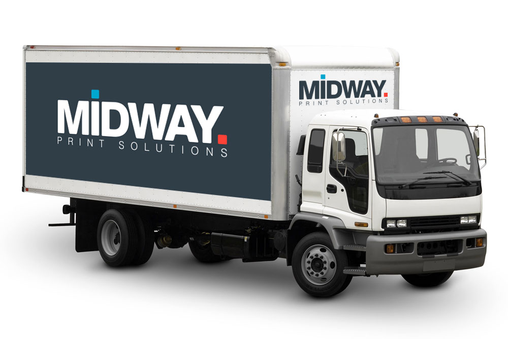 Midway Print - Distribution