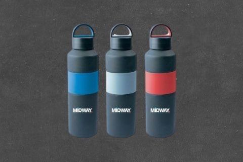 Midway Print - Drink Bottles