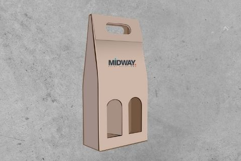 Midway Print - Drink Packaging