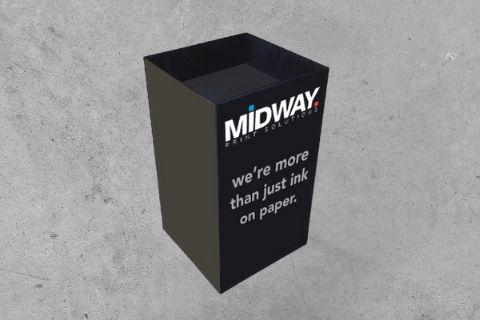 Midway Print - Dump Bin