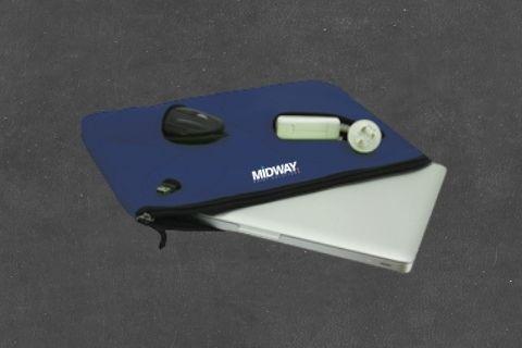 Midway Print - Laptop Sleeve