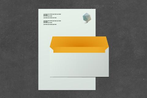 Midway Print - Letterhead & Envelopes