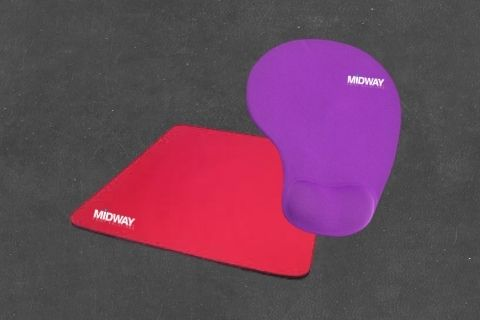Midway Print - Mouse Pads