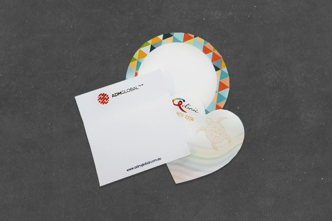 Midway Print - Post it Notes