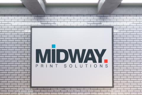 Midway Print - Wide Format Poster